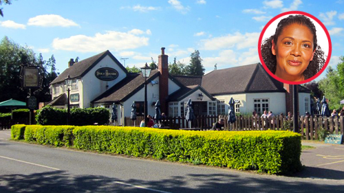 Fox & Hounds in Theale