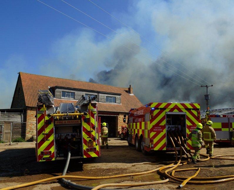 Colmworth Fire 4