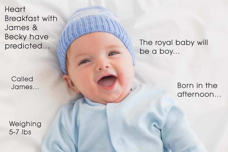 Royal Baby Predictions