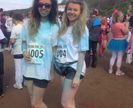 Weston Hospice Colour Run 2015