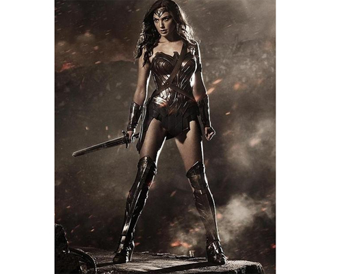 Wonder Woman film still
