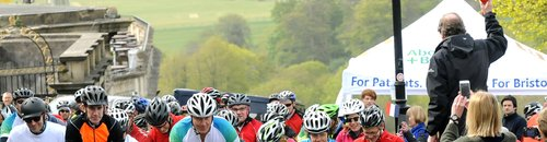 Bristol to Paris cycle challenge 2015
