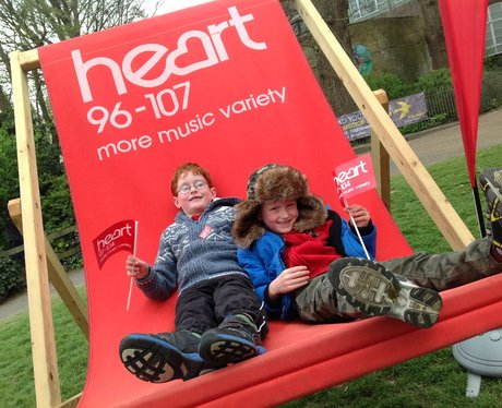 Heart Angels: Brighton Fringe - Part One (2nd May
