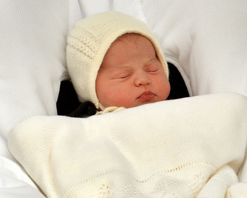 Her Royal Highness Princess Charlotte of Cambridge