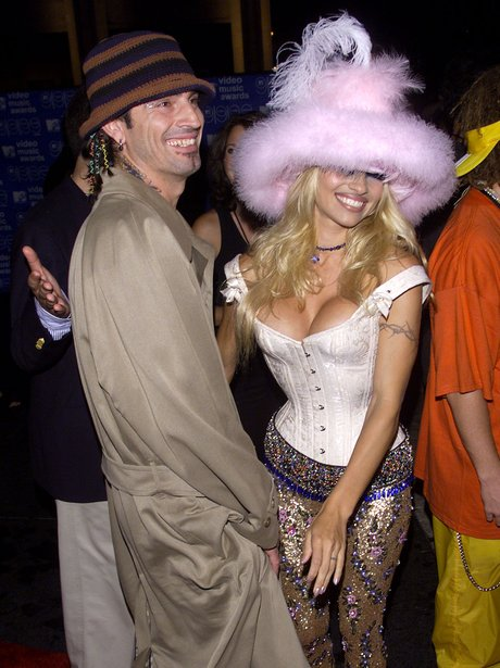 Tommy lee pam anderson