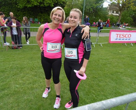 Race For Life - Walsall 2015