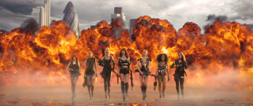 Taylor Swift Music Video Bad Blood