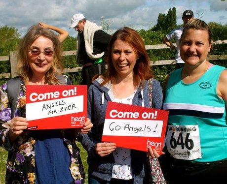 Heart Angels: Tewkesbury Half Marathon