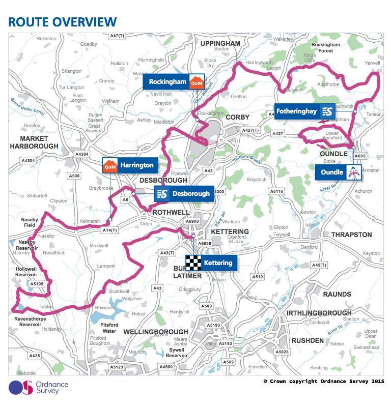 Aviva Women's Tour Stage 3