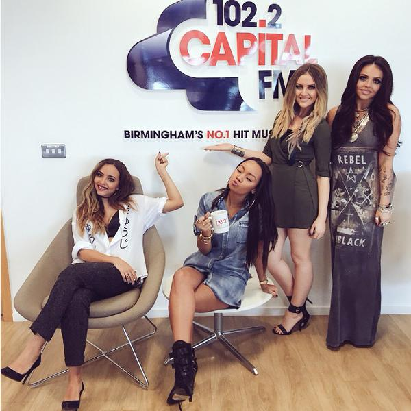 Little Mix Capital Birmingham