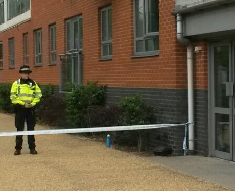 MK Fatal Fire Trevithick Court