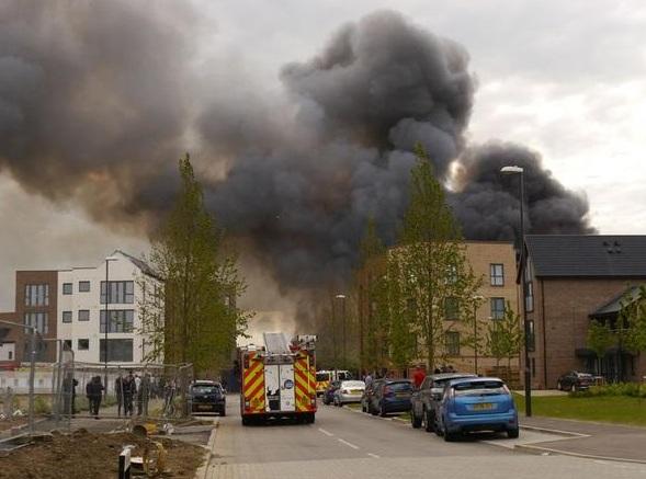 Oakgrove Fire 3
