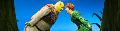 Shrek at Norwich Theatre Royal - Image by Helen Ma