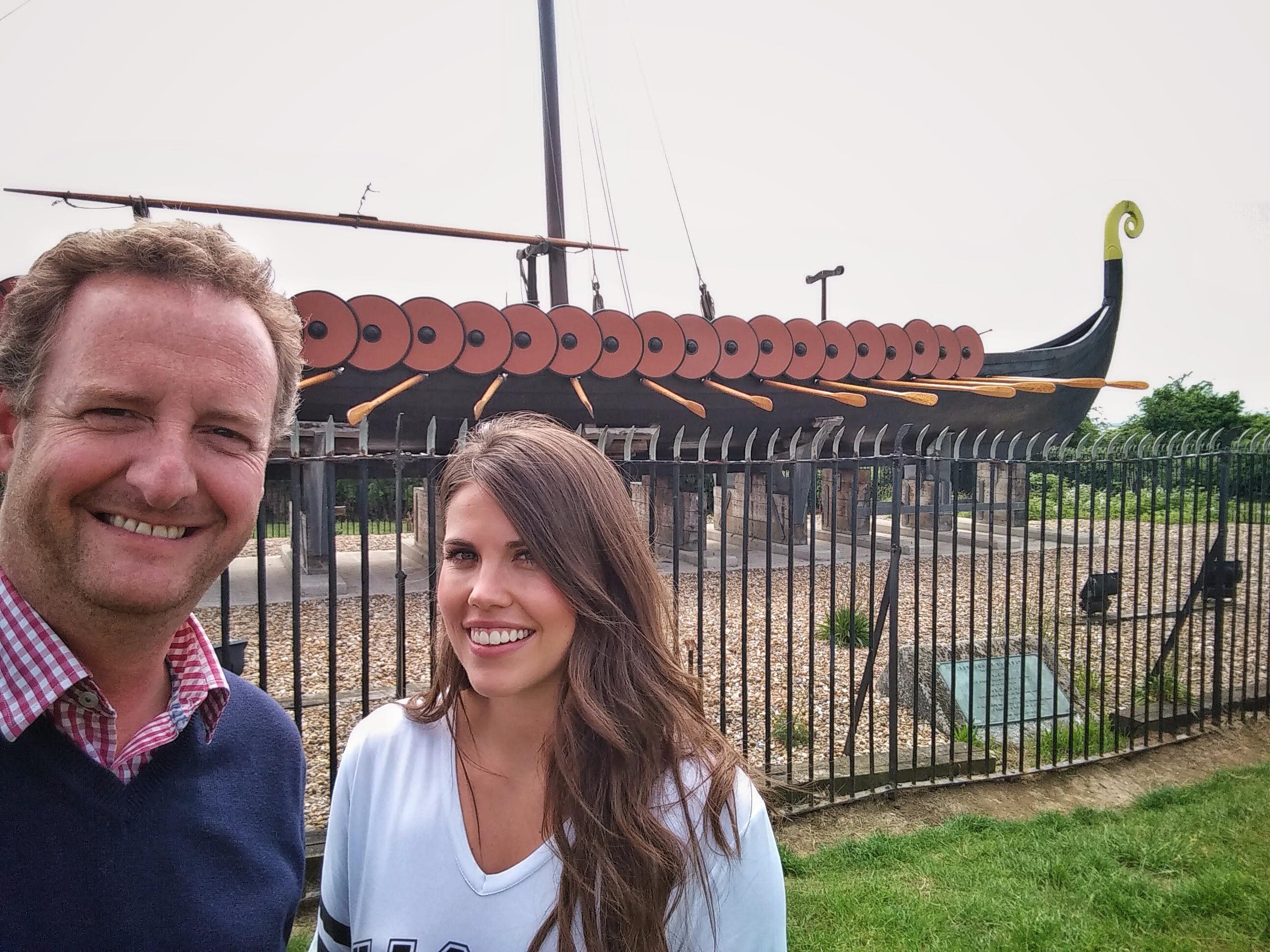 James &  Becky A - Z Selfie V