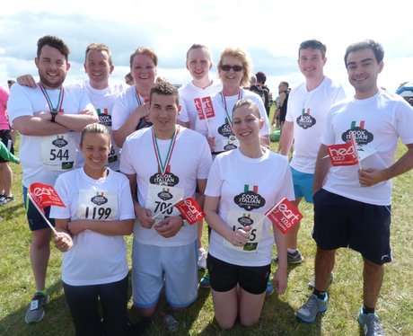 10k Huntingdon charity