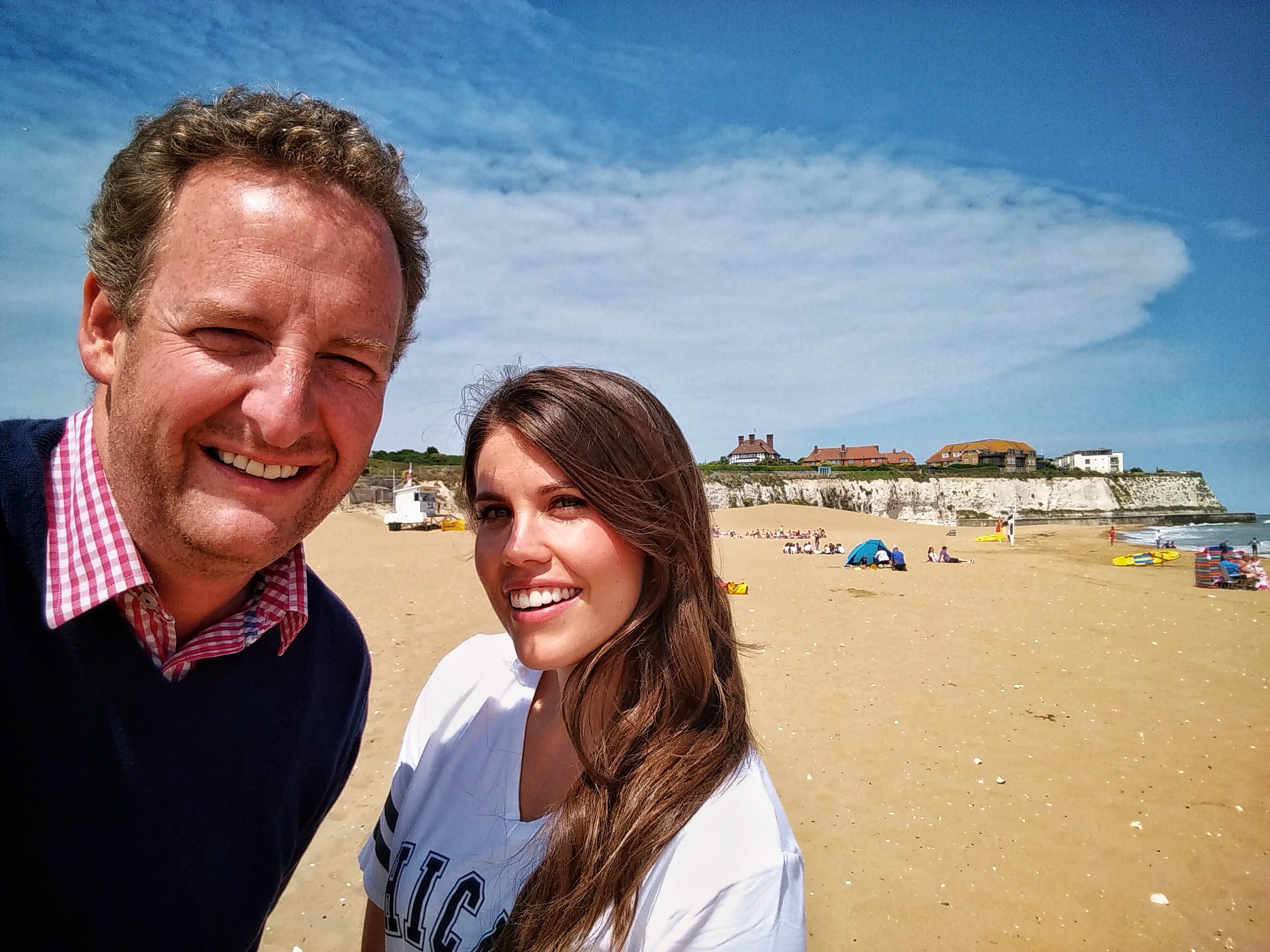 James &  Becky A - Z Selfie J