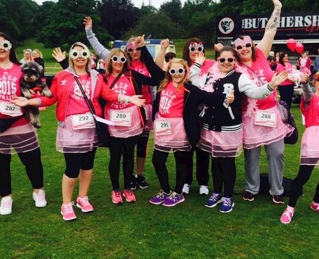 Race for life Pics