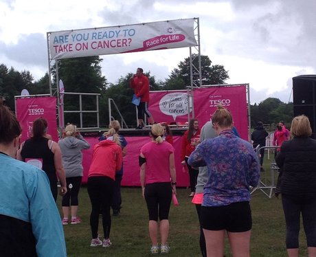 Race For Life Tatton Park 2015