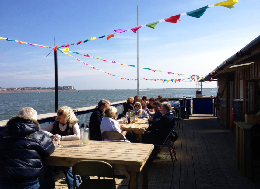 The River Exe Cafe, Exmouth