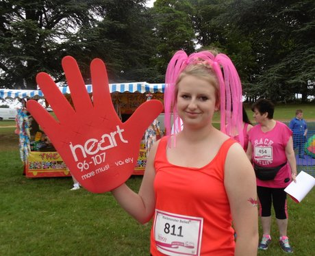 Stratford Upon Avon Race For Life - Before!