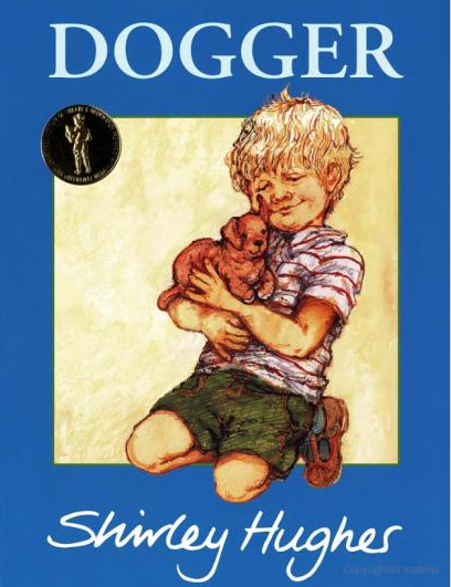 Doggers Shirley Hughes book