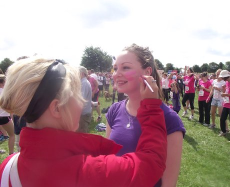 Heart Angels: Bristol Race for Life 5th July 2015