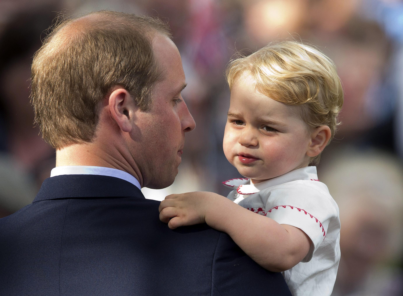 Royal Baby Princess Charlotte christening