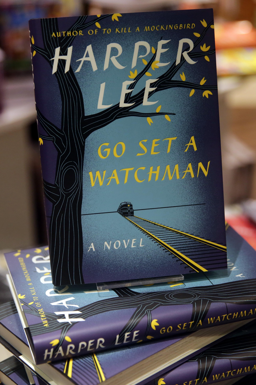 'Go Set A Watchman' by Harper Lee