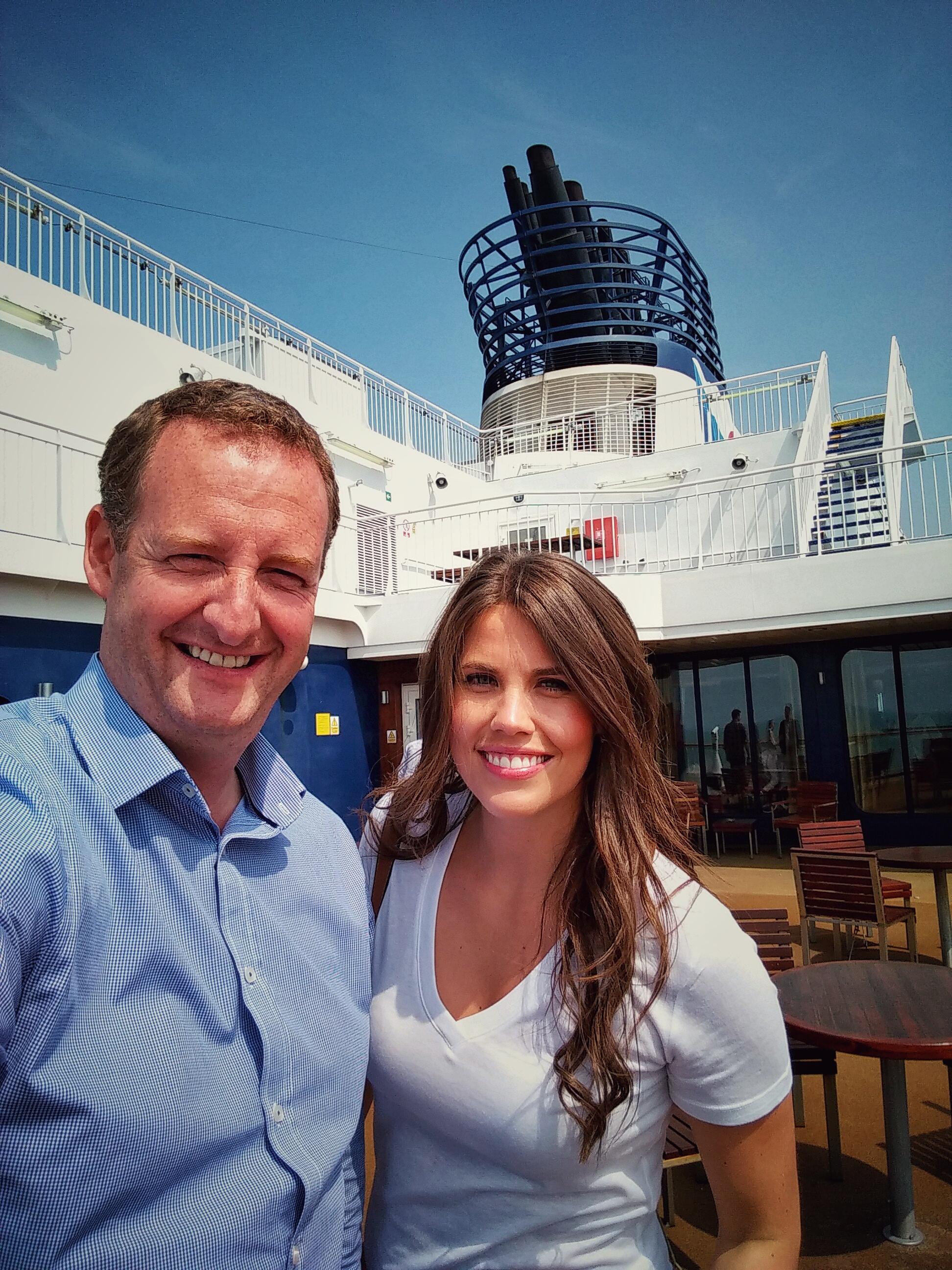 James & Becky A - Z Selfie F 2
