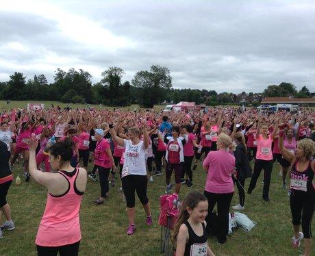 Race for Life, Croydon