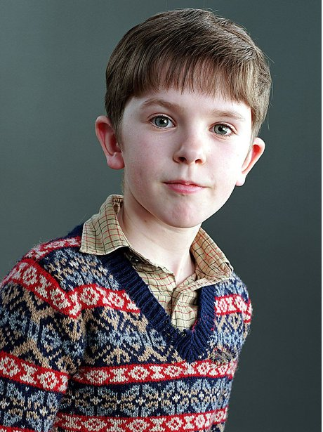 Boy From Charlie And The Chocolate Factory Now