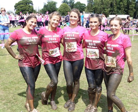Pretty Muddy Longbridge Part Two!