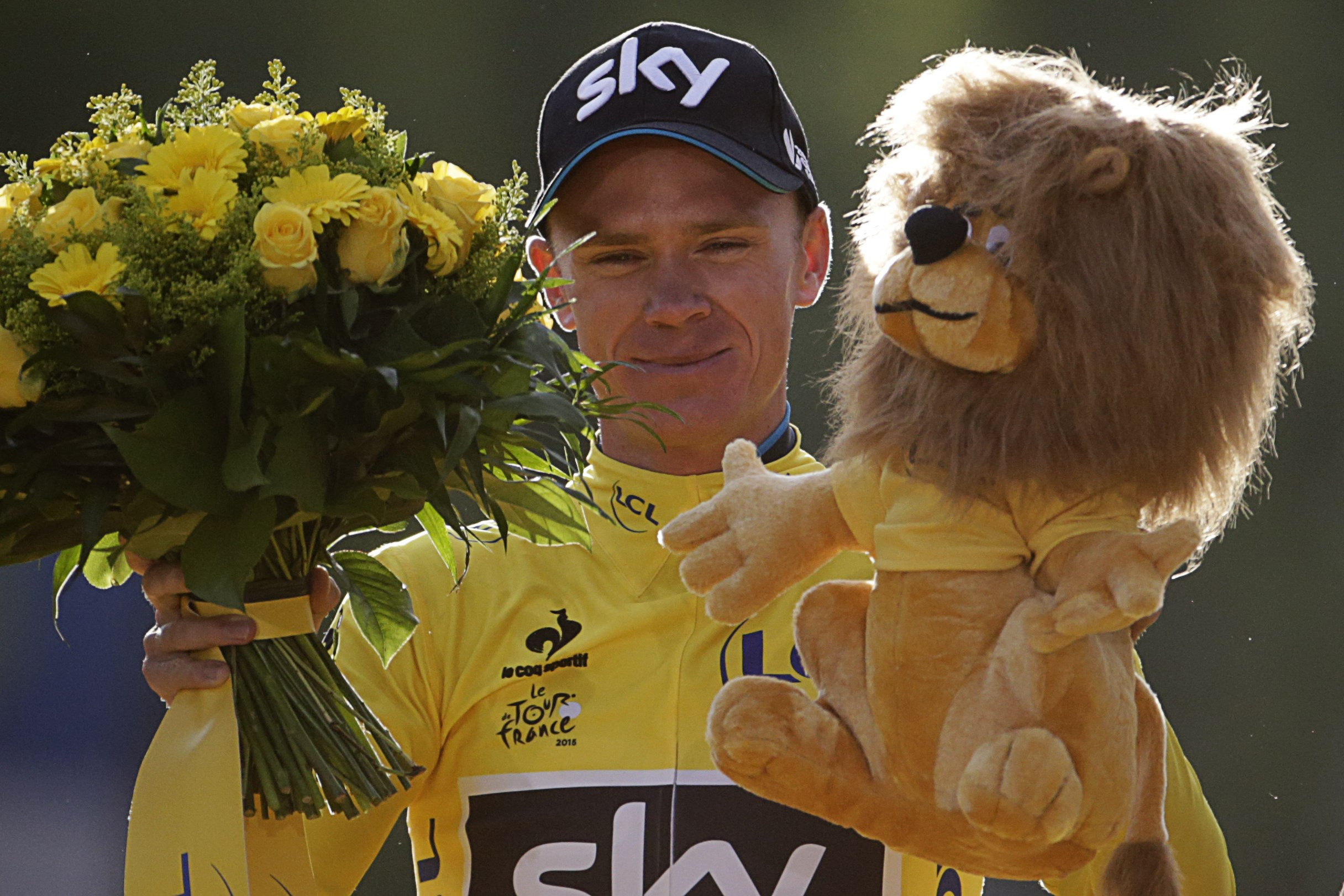 Chris Froome - Tour De France