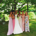 Image 2: Jacqui Ainsley with her bridesmaids  Instagram