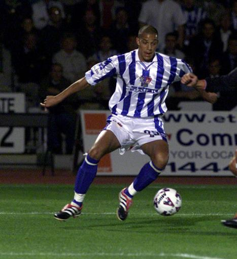 Bobby Zamora in 2001