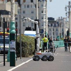 Brighton Pride 2015 bomb hoax