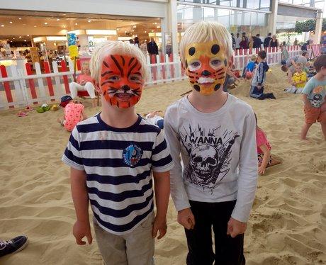 Centre:mk Summer Beach - 5th August 2015