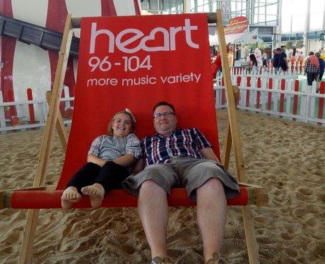 Centre:mk Summer Beach - 9th August 2015