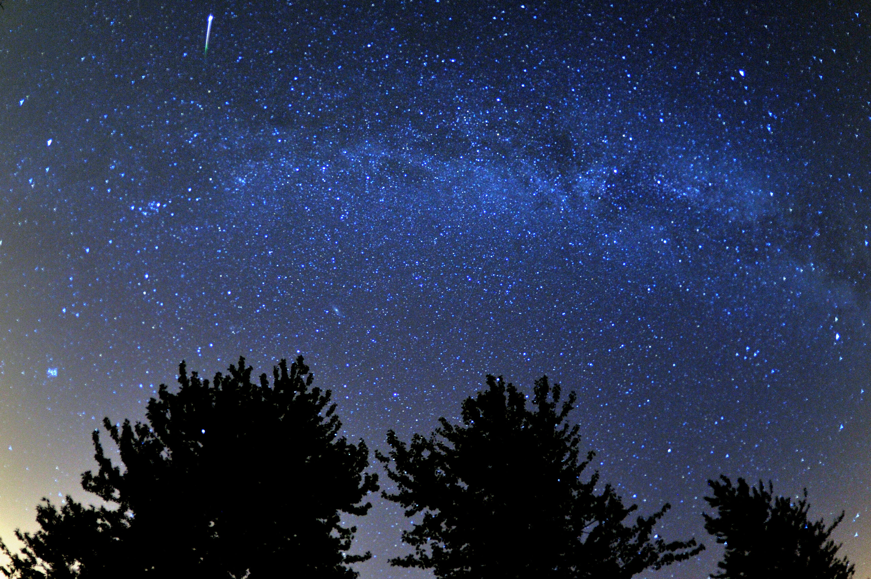 meteor shower - photo #41