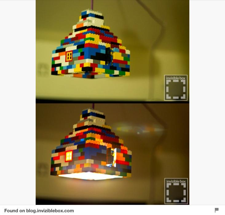 Mario bros lamp shadejumping super mario question block desk lamp 6 grown up uses for lego heart aloadofball Choice Image