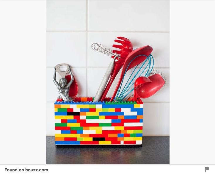 Lego Storage Kitchen