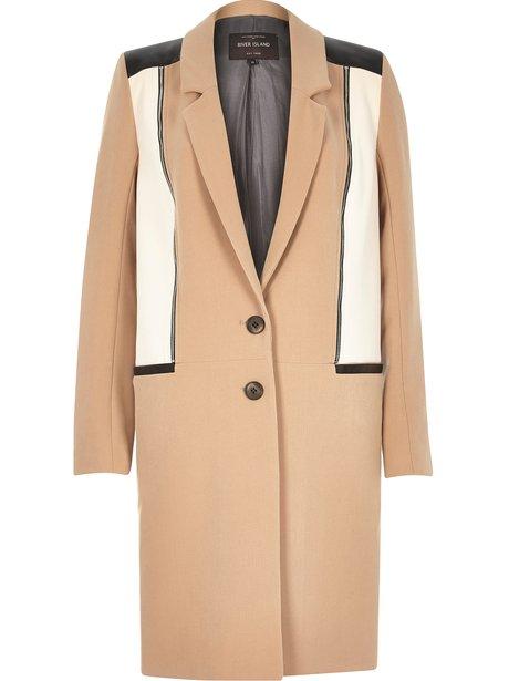 River Island autumn coat