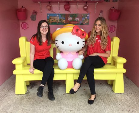 The Heart Angels at Drusillas Park!