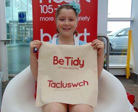 Swansea Keeps Wales Tidy!