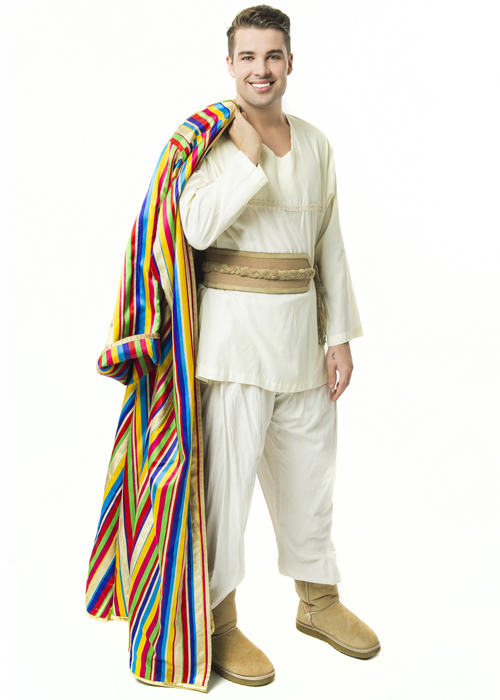 Joe McElderry in Joseph