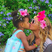 Image 1: Beyonce and Blue Ivy Kissing