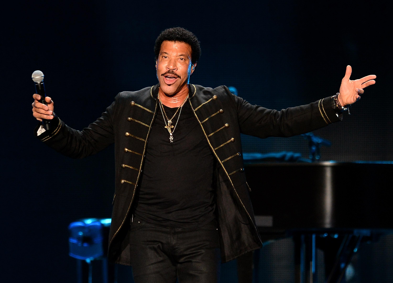 Lionel Richie Vegas