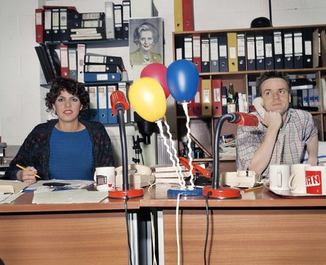 The 80's Office in Pictures