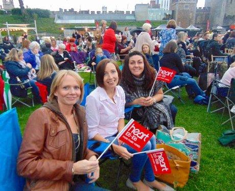 Luna Cinema brings Mumma Mia to Cardiff