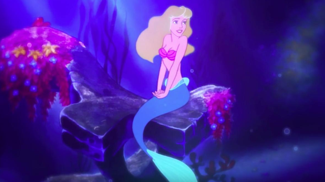14 Disney Princesses That Have Been Turned Into Mermaids ...